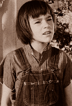 Scout, in To Kill A Mockingbird, was a little girl who didn't see why she couldn't be like a little boy.
