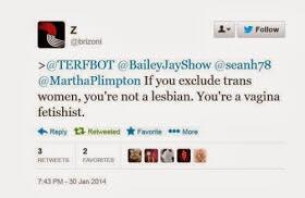 lesbians, homophobia, erasure - FairPlayForWomen.com