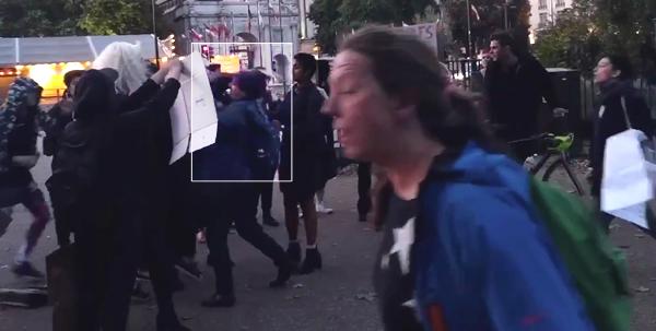 Transactivist Violence at Speaker's Corner, London - FairPlayForWomen.com