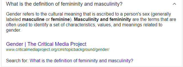 Masculine And Feminine People: Weu0027re All Genderqueer   FairPlayForWomen.com