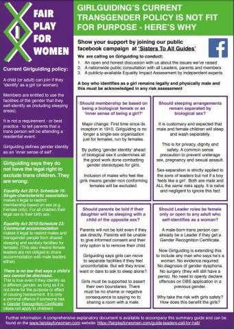 FPFW Girlguides factsheet