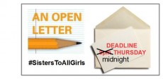 Add your name here to support our open letter to Girlguiding