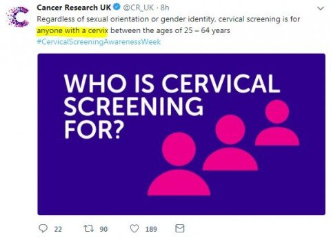Cancer Research UK: losing