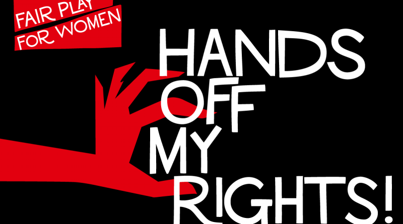 Hands Off My Rights logo