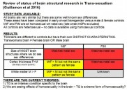 The 'Pink and Blue Brain' Myth