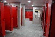 Advice to service providers who want to provide female-only changing rooms