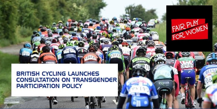British Cycling transgender